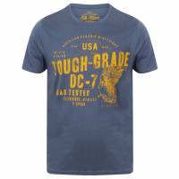 Sth. Shore Tough Grade Herren T-Shirt 1C10146 Worn Denim
