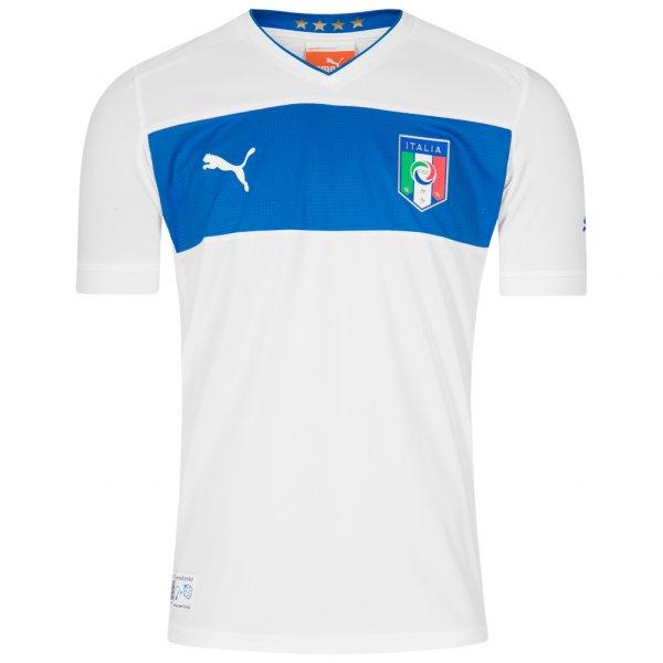 Italien PUMA Kinder Auswärts Trikot 740361-02