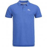 Tokyo Laundry Penn State Herren Polo-Shirt 1X8907AR Cornflower Blue