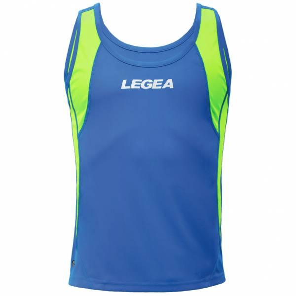 Legea Corfu Herren Leichtathletik Singlet Shirt M1036-3428