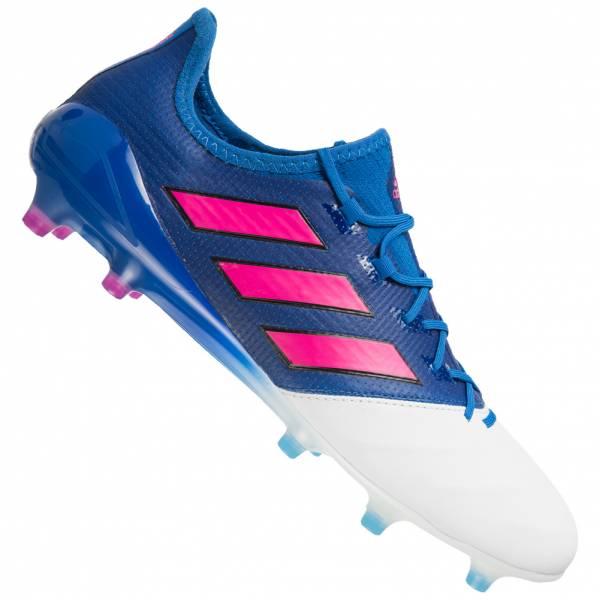 brand new adbf3 aea9c adidas Ace 17.1 FG Herren Leder Fußballschuhe BB4321 ...