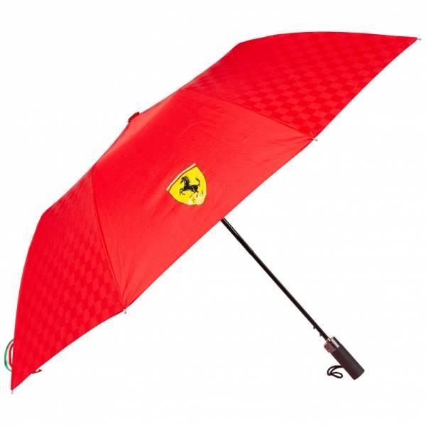 Scuderia Ferrari Compact Automatic Folding Umbrella 130181055-600