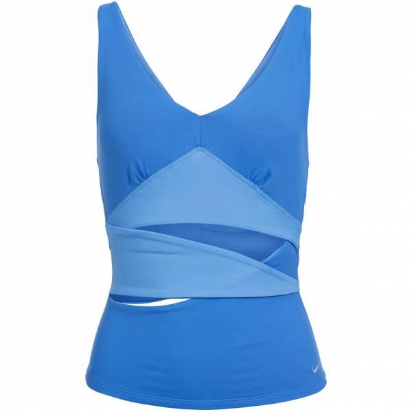 Nike Speed Fitness Oberteil Tank Top 146193-431 blau