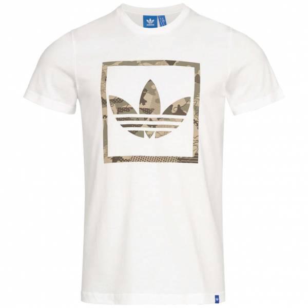 adidas Originals Camo Box Trefoil Herren T-Shirt CW7461
