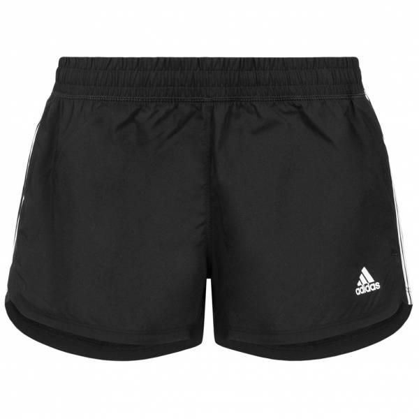 adidas Pacer 3 Stripes Woven Damen Shorts EC0475