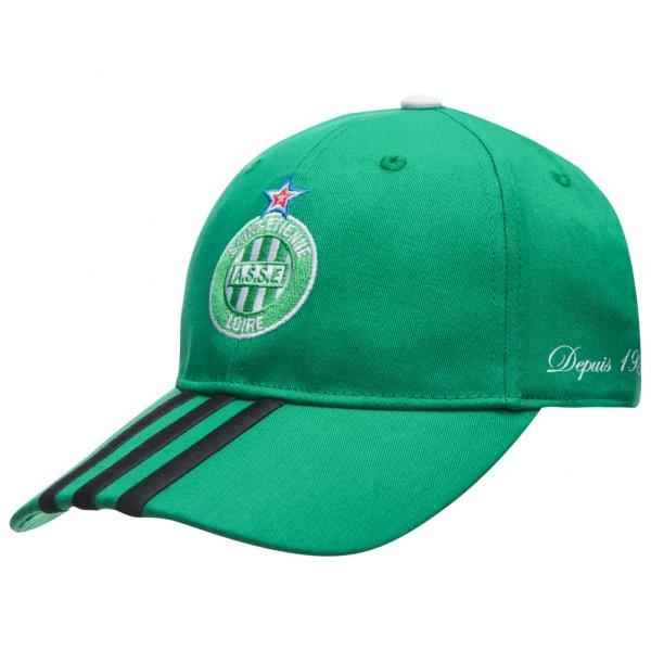 AS Saint Etienne adidas Fan Cap Kappe G70672