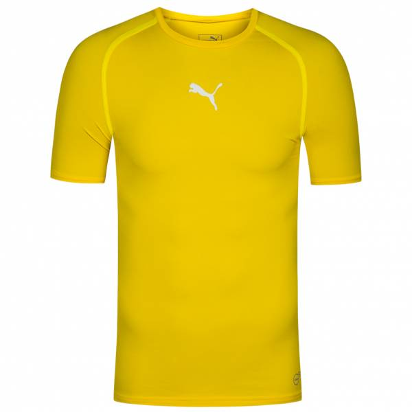PUMA TB Men Compression Shirt Sports Top 654613-07