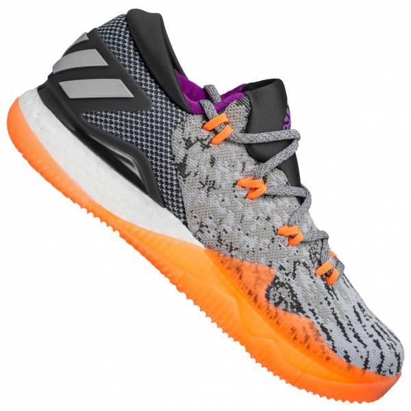 san francisco 8ab62 205d9 adidas Crazylight Boost Herren Low Cut Basketballschuhe BB83
