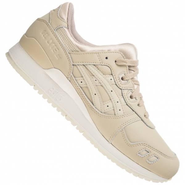"ASICS Gel-Lyte III Creme Sneaker Unisex ""Latte"" H7K3L-0505"
