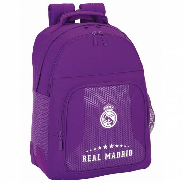 Real Madrid CF Day Pack Double Backpack Rugzak 611677773