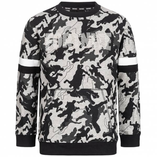 FORTNITE Kinder Army Sweatshirt 6-017/8841