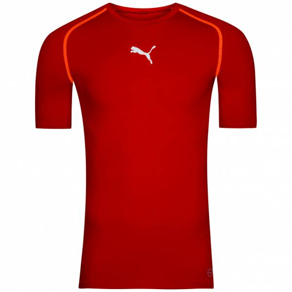 PUMA TB Men Compression Shirt Sports Top 654613-01