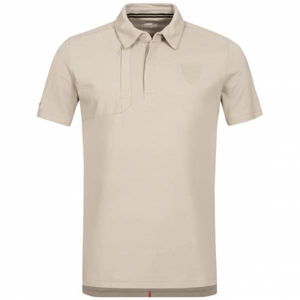 PUMA Ferrari Herren Polo-Shirt 573462-04