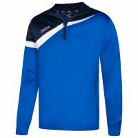 MITRE Polarize 1/4 Zip Herren Trainings Sweatshirt T60011-RNW