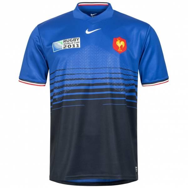 Frankreich Rugby Nike Trikot 428423-402