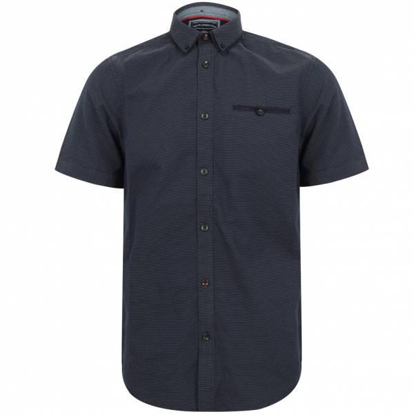 Tokyo Laundry Calwa Hombre Camisa 1H12633 Navy