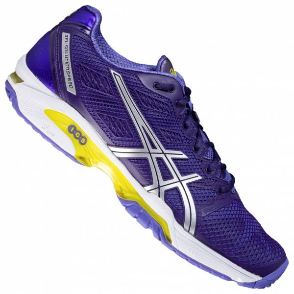 ASICS GEL-Solution Speed 2 Mujer Zapatillas de tenis E450Y-3393