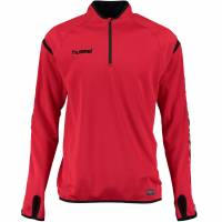 hummel Authentic Charge 1/4-Zip Kinder Trainingsoberteil 133406-3062