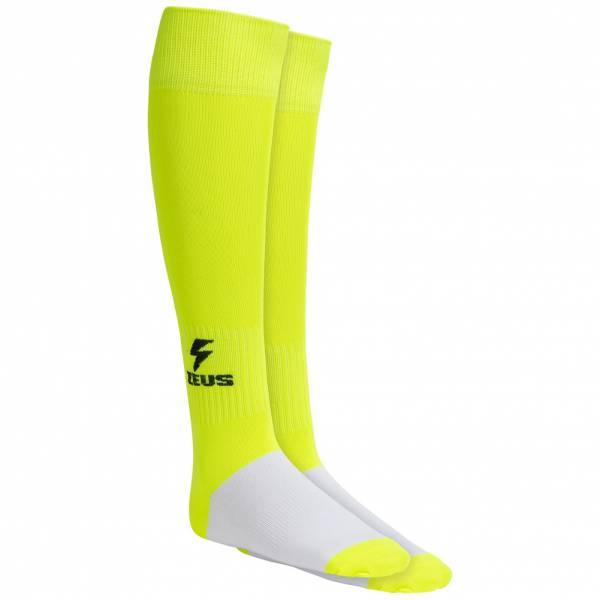 Zeus Calza Energy Chaussettes jaune fluo