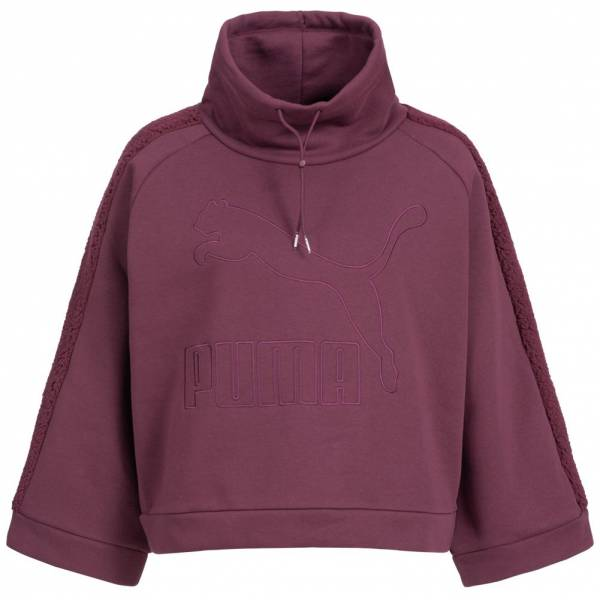 507dd61a281ce Sweat-shirt femme PUMA Downtown Winterized pour femmes 576266-22 ...