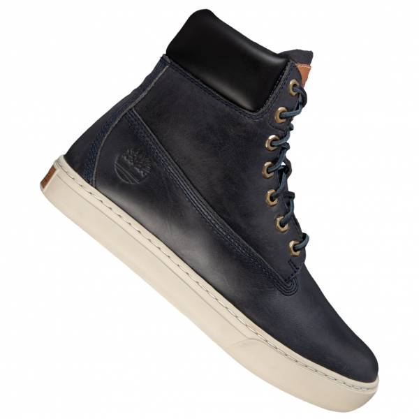 9cb2a8a945b1 Timberland Newmarket 6 Inch Cupsole Leather Men s Boots A187W ...