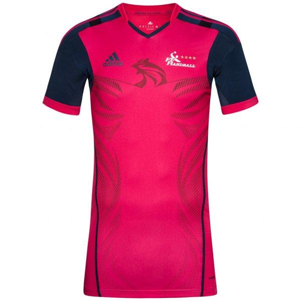 Frankreich Nationalmannschaft adidas Techfit Herren Handball Trikot G85669