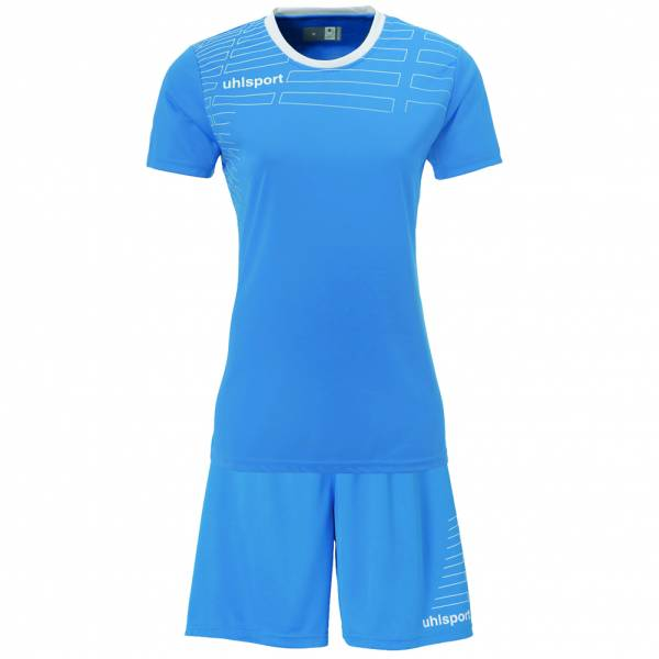 Uhlsport Match Dames Voetbaltenue Shirt met Short 100316810