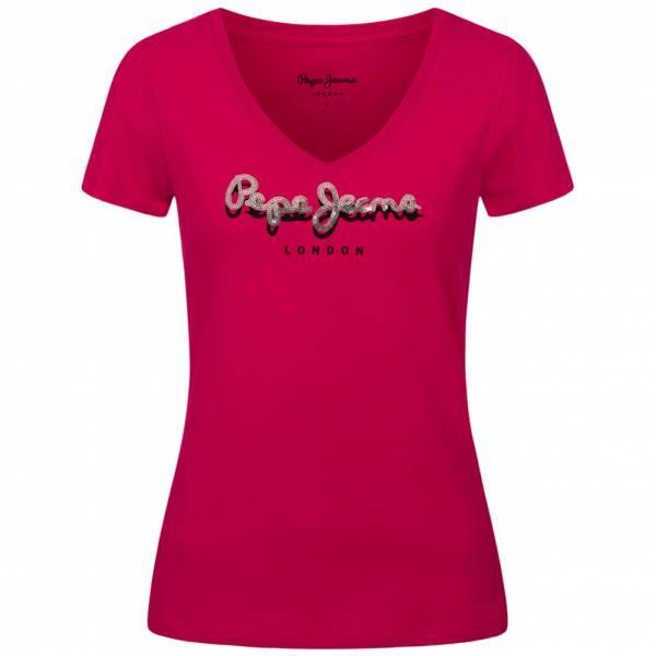Pepe Jeans Miranda Femmes T-shirt PL502369-377
