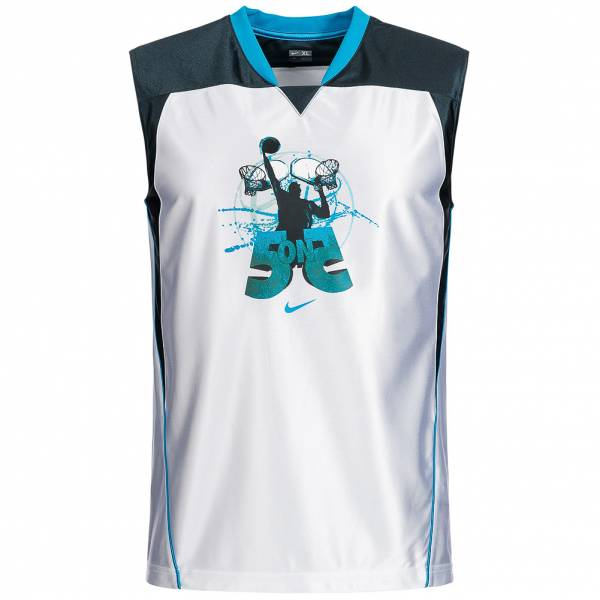 Nike Basketball Game Kinder Trikot 332448-100