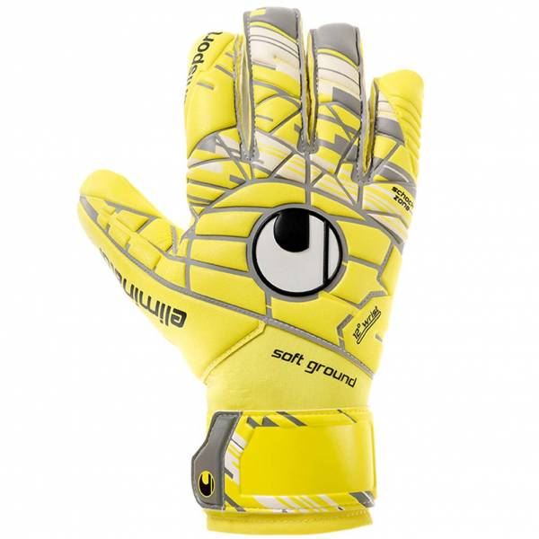Uhlsport Eliminator Soft HN Comp Men Goalkeeper's Gloves 101102701