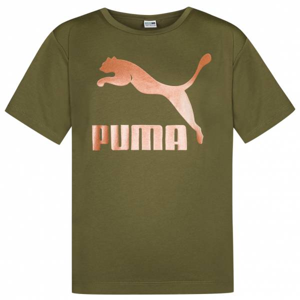PUMA Evo Graphic Tee Kinder T-Shirt 592704-31