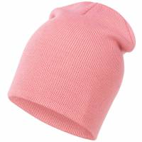 MSTRDS Pastel Basic Flap Beanie 10262 Light Pink