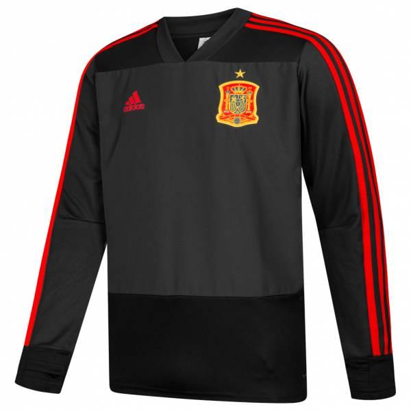 Spanien adidas Herren Trainings Top Oberteil CE8821