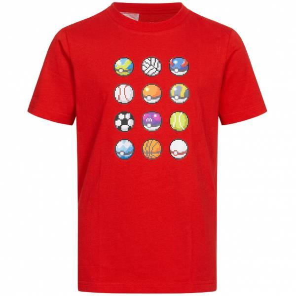 adidas x Pokémon Kinder T-Shirt FM0668