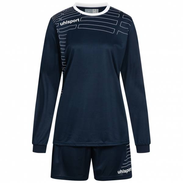 Uhlsport Match Dames Voetbaltenue Shirt met lange mouw met Short 100316903