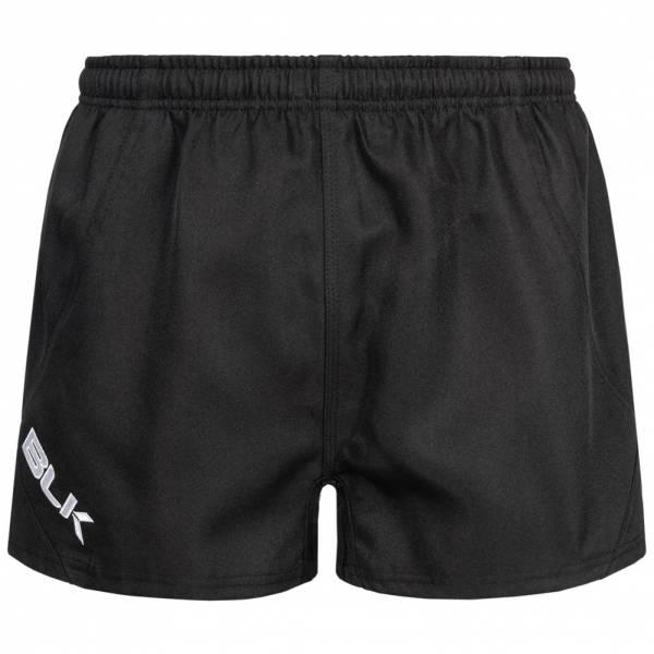 BLK Tek Rugby Herren Shorts BKSH308BLK