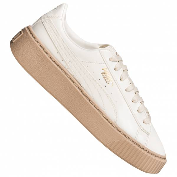 5bfed94a590 PUMA Basket Platform Patent Women s Sneaker 363314-05