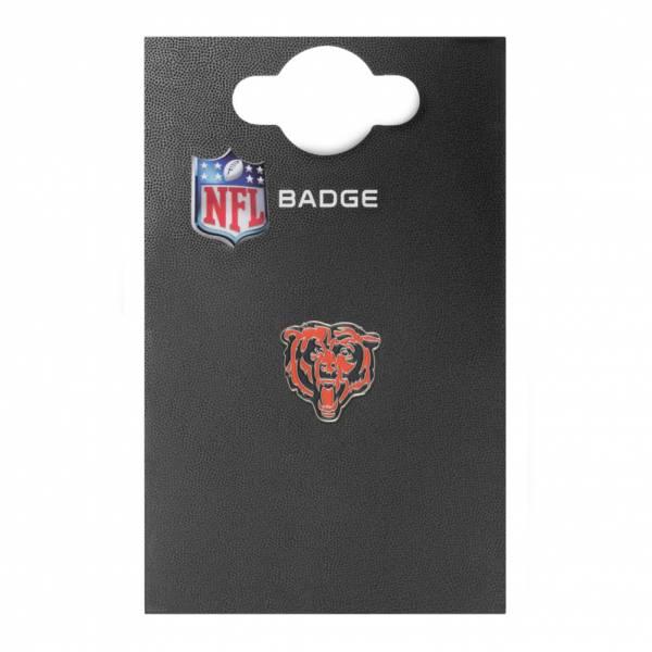 Chicago Bears NFL Metall Wappen Pin Anstecker BDEPCRSCB