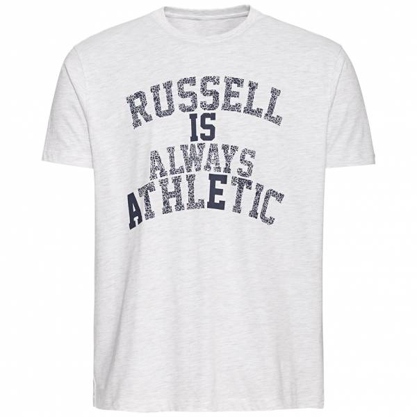 RUSSELL Always Athletic Motto Herren T-Shirt A0-015-1-089