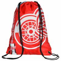 Red Wings de Détroit NHL Drawstring Gym Bag Sac à dos LGNHLCLGYMDR