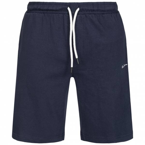 BEN SHERMAN Herren Sweat Shorts 0058687-170 Navy
