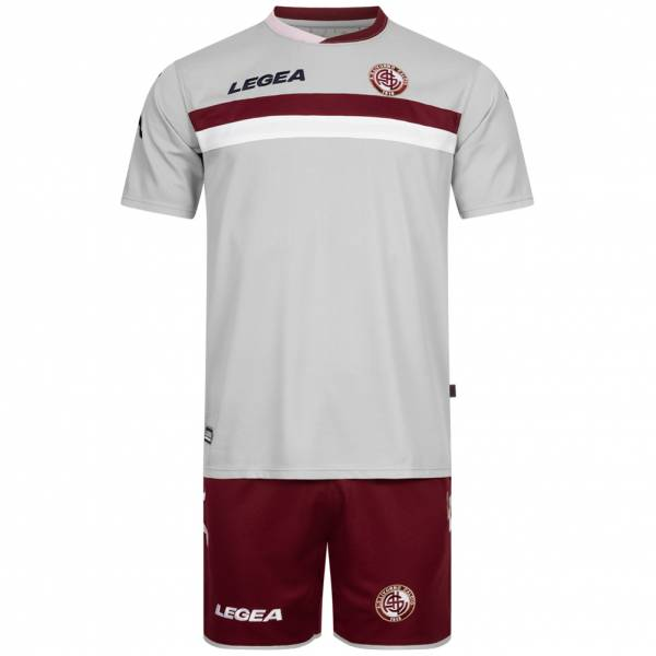 AS Livorno Calcio Legea Herren Trainings Trikot Set