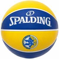 Maccabi Tel-Aviv Spalding EL Team Ballon de basket 3001514013317