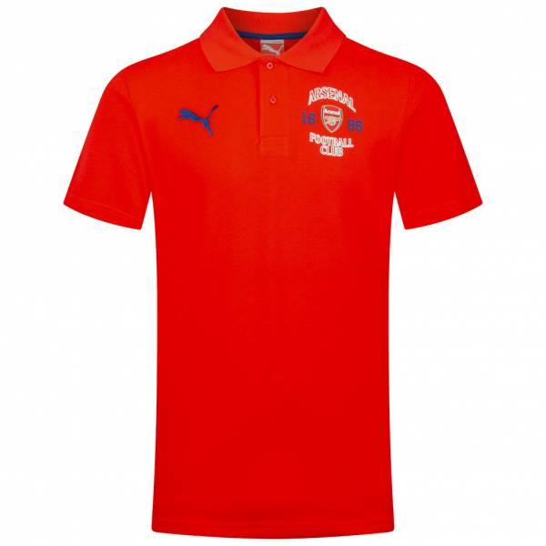 Arsenal London FC PUMA Herren Fan Polo-Shirt 747106-01