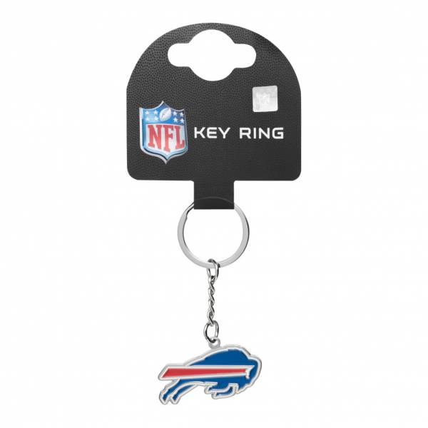 Buffalo Bills NFL Wappen Schlüsselanhänger KYRNFCRSBBKB
