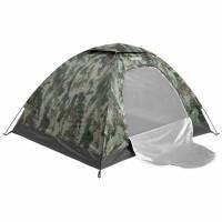 JELEX Outdoor Nature Easy Up 2-Personen-Camping-Zelt