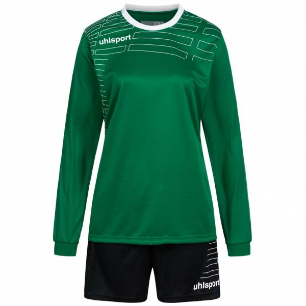 Uhlsport Match Women Football Kit Long-sleeved Jersey with Shorts 100316907
