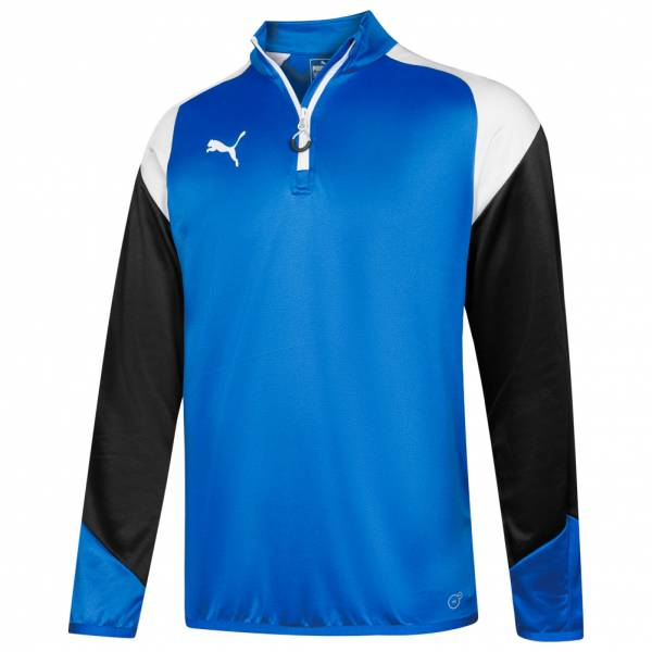 PUMA Esito 4 Herren 1/4 Zip Trainings Sweatshirt 655220-02