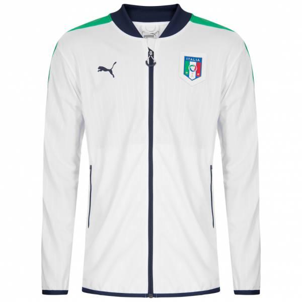 Bekleidung AC Milan Training Stadium Fußball Jacke Sportjacke Top Schwarz Kinder PUMA Jacken