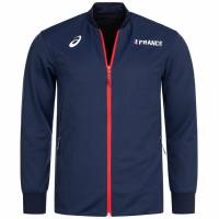Francia ASICS Atletismo Hombre Chaqueta de chándal A17A52-52FR